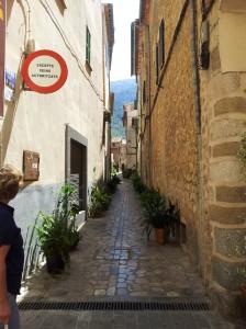 a street in Soller